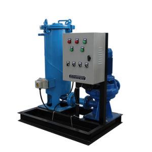 El esmeril automático de la Pelota de goma del sistema de limpieza del tubo de condensador