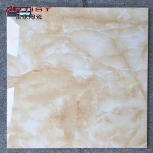 大理石の花こう岩は大理石のガラスタイルの大理石のフロアーリングの円形浮彫りのタイル300X600 600X600mmをタイルを張る