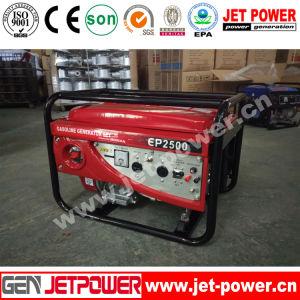 Gx390エンジンのガソリン発電機セットが付いている5kwガソリン発電機
