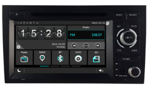 Lettore DVD stereo radiofonico di Witson Windows per Audi A4