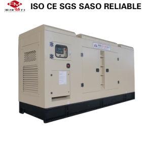 100kw générateur électrique avec moteur Weichai couvert fermé trois phase
