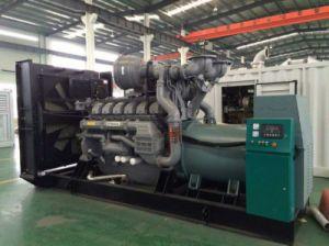 Generatore diesel con i motori di Cummins