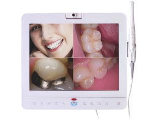 Soporte LCD 15 pulgadas con cable WiFi Oral Dental dentro de la cámara