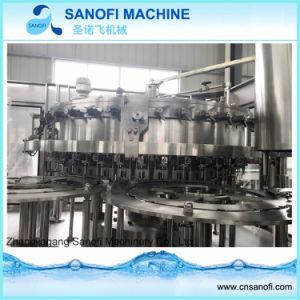 De automatische het Vullen van het Sodawater Machine van de Verpakking van de Frisdrank van de Machine