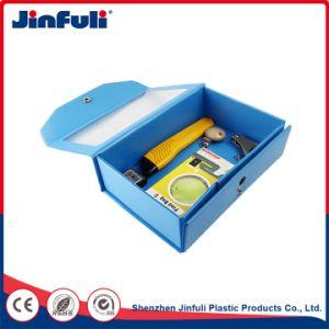 Les emballages en plastique PVC personnalisé boîte cadeau