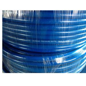 ガス溶接のための10 x 17mmの青い単一行溶接のホース