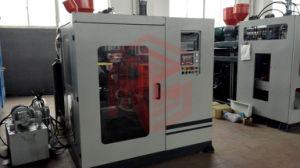 Frasco plástico que faz a máquina de molde do sopro da extrusão da máquina 10L 12L