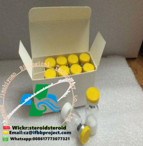 Melanotan II (MT2) /Melanotan 2/MT-2/ Mt-II/MT-1 avec GMP Lab (10mg/flacon) Mt 2