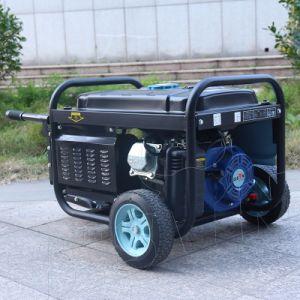 バイソン((m) 2.5kw中国) BS3000pの銅線電気ガソリン発電機