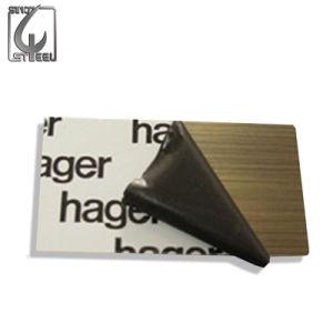 Strato dell'acciaio inossidabile di trattamento della linea sottile del Cr 304