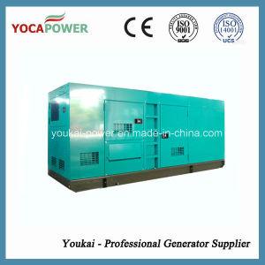 160KW/200kVA en silencio Generador Diesel con motor Perkins