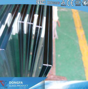 Volledig Omheining As2208 van de Pool van het Glas van Frameless Topless 10mm 12mm