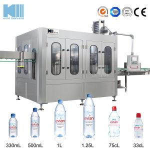 Caixa de Purificador de Água Mineral Garrafa máquina de enchimento