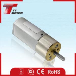 38*16mm dc de imán permanente motorreductor