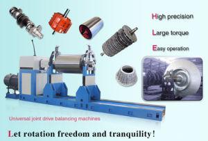 큰 팬 송풍기 회전자를 위한 끝 드라이브 균형을 잡는 기계