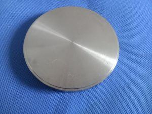 容易に整えられたチタニウムのチタニウムの合金の金属ディスク