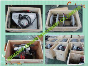 Migliore macchina del saldatore di estremità di vendite Shr-250 con la macchina di fusione del tubo dell'HDPE di 220V/Single Phase/60Hz