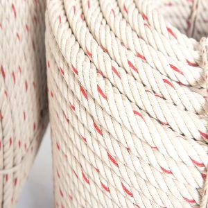 [هيغقوليتي] 3/4 طاق بوليبروبيلين [بّ/ب] إلتواء [دنلين] نيلون أميد متعدّد حبل بحريّة لأنّ صيد سمك