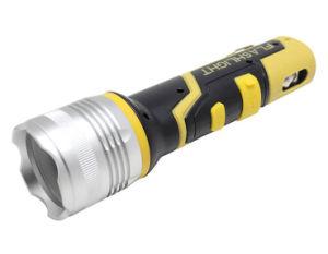Multifunctionele Flitslicht van de Hamer van de Veiligheid van de Kleur van de noodsituatie het Multi