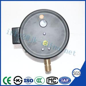 Manometro elettrico del contatto di vuoto superiore all'ingrosso con il certificato