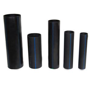 大口径の滴りの用水系統のためのプラスチック下水管管