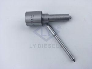 As peças do motor diesel do Bico de Injeção de Combustível Dlla150P172