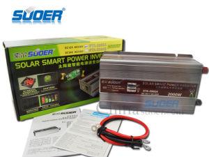 Pantalla LED Suoer Inversor de potencia 2000W DC AC inversor (STA-2000A)