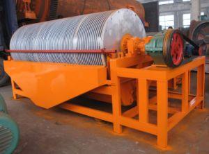Ce/ISO aprobó húmedo permanente rodillo magnético Separador de oro/mineral magnético fuerte/Mineral de Hierro y minería