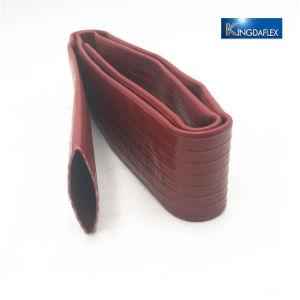 Grande diametro 12 flessibili  tubo flessibile di scarico del PVC Layflat