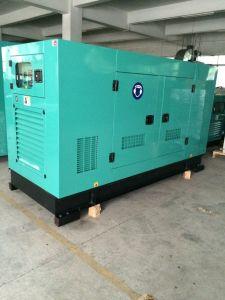 generatore diesel 200kVA per il centro di trasporto del viale della Comunità del centro commerciale del supermercato