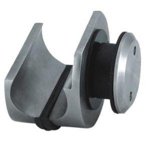 Connettore registrabile del tubo AISI304/316 per il montaggio di vetro della balaustra di Frameless del corrimano della scala