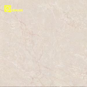 Factoryの軽いWhite Full Porcelain Polished Floor Tile