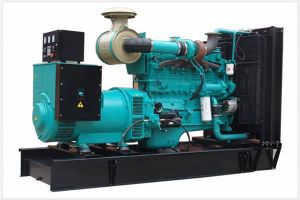 200kVA de Cummins Aangedreven Reeks van de Generator van Genset van de Motor met de Certificatie van ISO