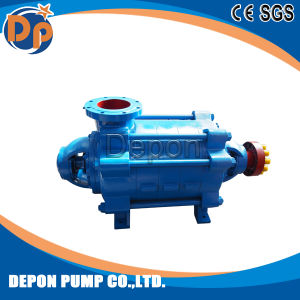 La bomba de circulación de agua del motor diesel