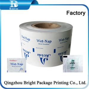 Film Stratifié aluminium de haute qualité pour l'emballage de l'alcool Prep Pad