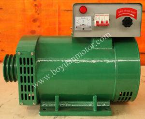 Str. einphasiger/STC Dreiphasen-Wechselstrom-Drehstromgenerator mit Kohlebürste, AVR