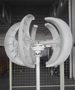 300W 12V pequenas Novo Tipo de eixo vertical do Sistema de Grade Desligado Turbina Eólica