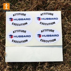 Виниловые наклейки таблички в деловых обедов пола для отображения (TJ-05)