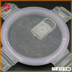 [بوروسليكت غلسّ] تخزين [فوود كنتينر] وجبة غداء وعاء صندوق مع غطاء بلاستيكيّة يستطيع وضعت شوكة وملعقة
