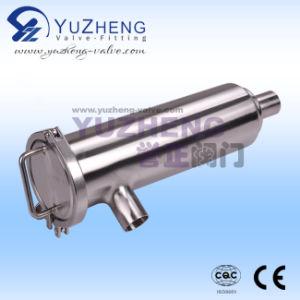 De sanitaire Filter van het Type van Hoek van het Roestvrij staal
