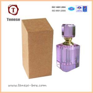 Envases de perfume Caja de regalo hecha de papel Kraft