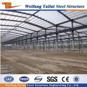 Bouw de van uitstekende kwaliteit van de Structuur van het Staal van van het Pakhuis het Project Prefabricted van de Bouw van de Stralen en van de Kolommen van de h- Sectie