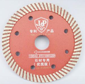 Onda Turbo 110mm Diamond Disco de Corte para Cortar pedra