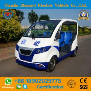 Venda 4 Lugares Electric Viatura com certificação CE