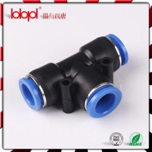 Conexión neumática plástica piezas de aire del surtidor de China