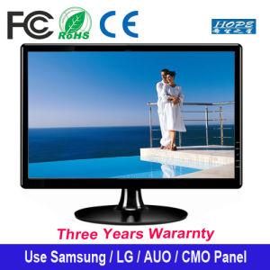 LED ultrafinos 15.6 Ecrã LED panorâmico de monitor de TV LED do monitor do computador