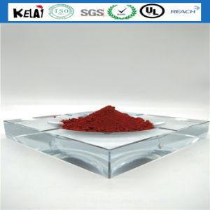 Oxyde Gele 313 van het Ijzer van het Pigment van de fabriek of Rood Oxyde 130 van het Ijzer voor het Beton van de Baksteen van de Betonmolen