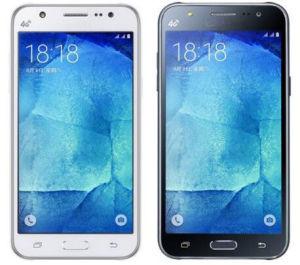 De geopende Mobiele Telefoon van de Cel van de Manier In het groot Originele Gerenoveerde J5 J500f