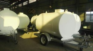 40000L надземной резервуар для хранения дизельного топлива