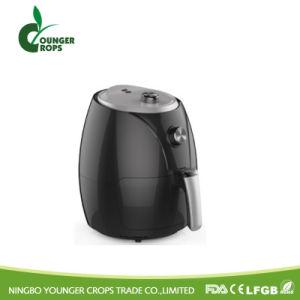 Friggitrice registrabile dell'aria degli apparecchi di cucina di funzione di controllo del termostato